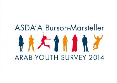 ASDA'A Burson-Marsteller Arab Youth Survey 2014