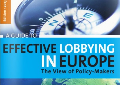 A Guide to Effective Lobbying in Europe