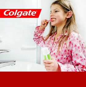 COLGATE-PALMOLIVE, MEDIA RELATIONS