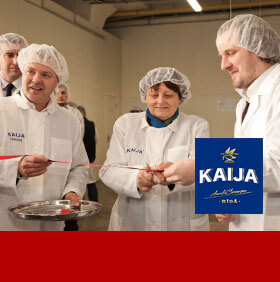 SIA KARAVELA, LAUNCH EVENT OF NEW FISH CANNING PLANT