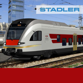 STADLER, TRAIN TENDER, PUBLIC AFFAIRS AND MEDIA RELATIONS